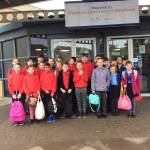 KS 2 PUPILS GLIDE THROUGH SWIMMING GALA