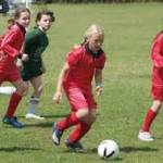 Thetford Cluster Girls Football Festival
